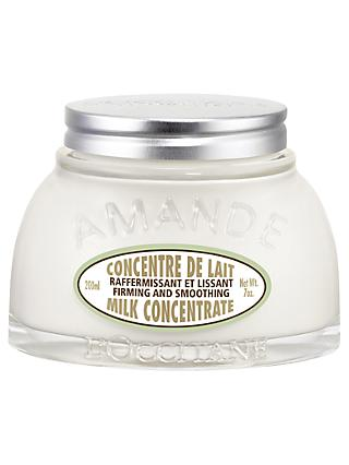L'Occitane Almond Milk Concentrate Body Lotion, 200ml