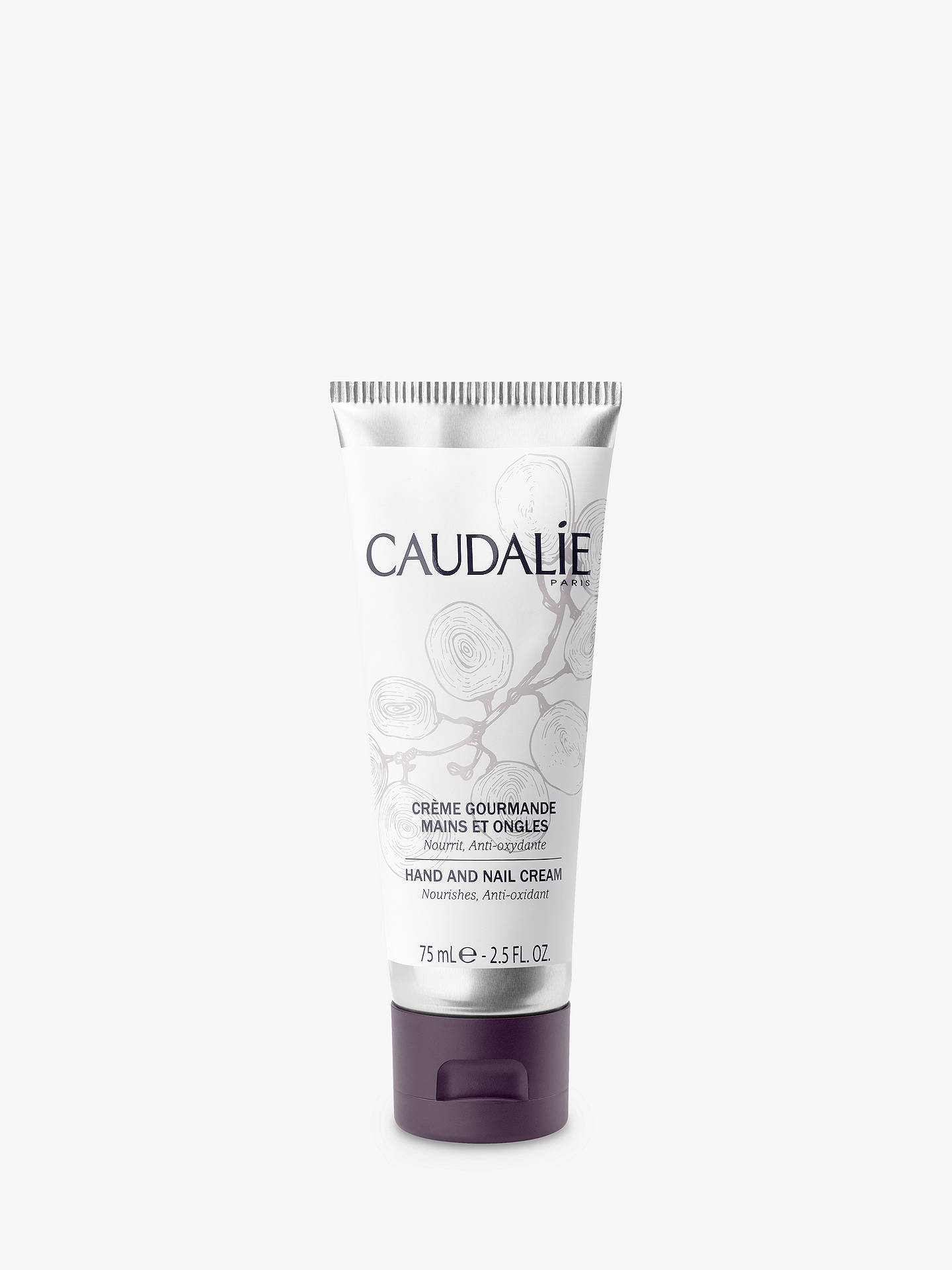 Buy Caudalie Hand Cream, 75ml Online at johnlewis.com