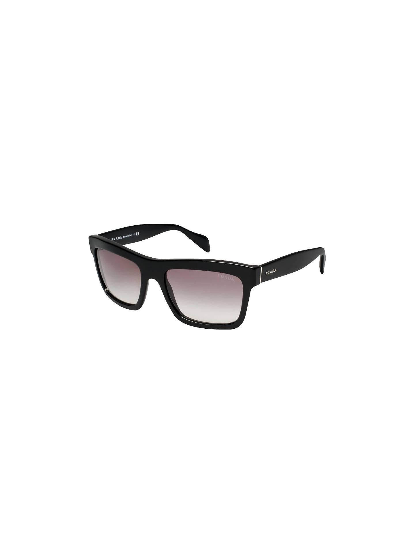 Prada PR25QS D-Frame Sunglasses at John Lewis & Partners