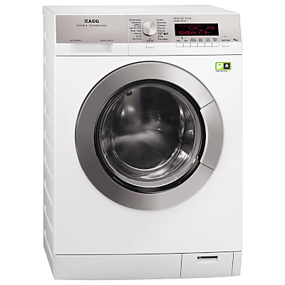 AEG L89499FL ÖKOMix Freestanding Washing Machine 9kg Load A Energy Rating 1400rpm Spin White