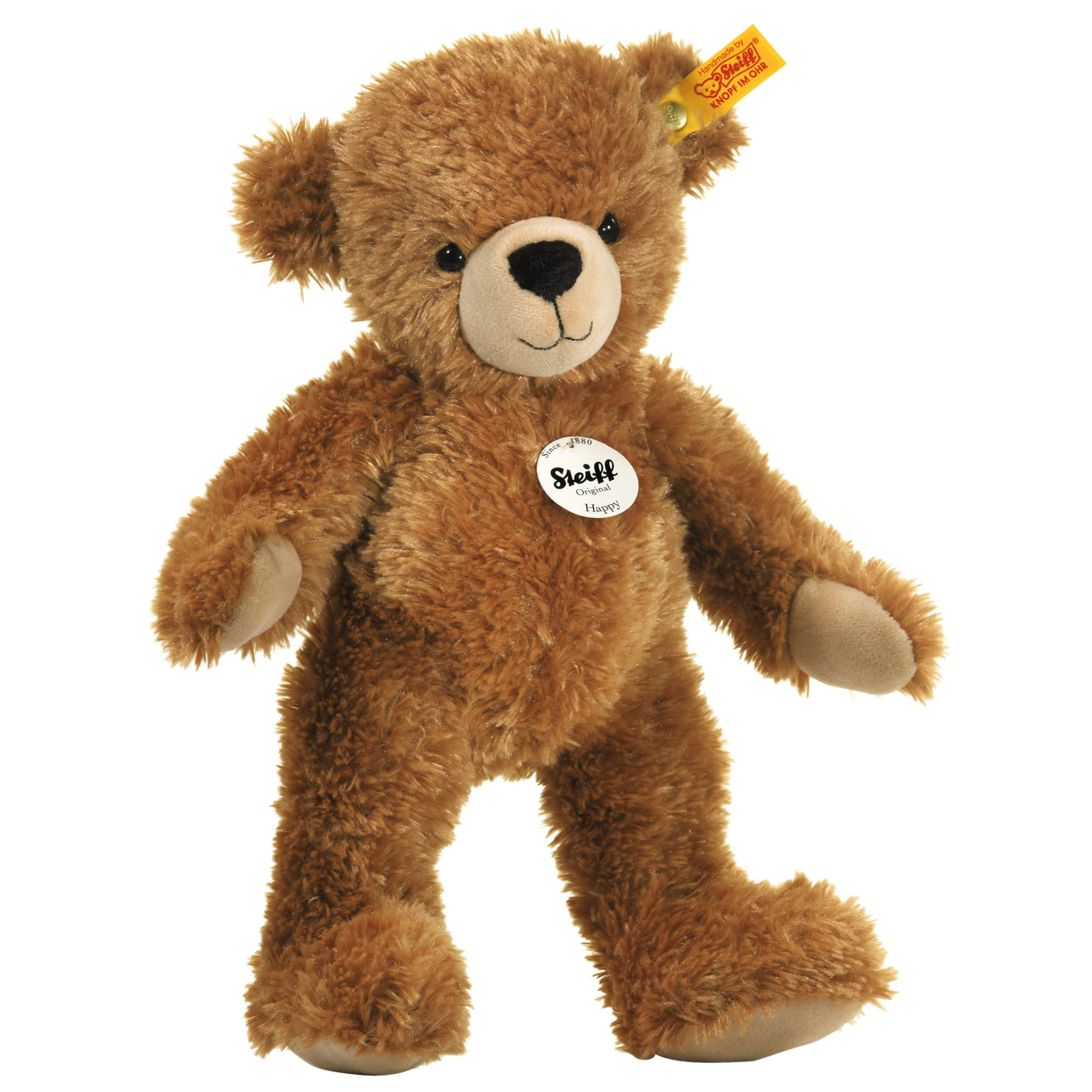 Steiff Steiff Happy Teddy Bear Soft Toy