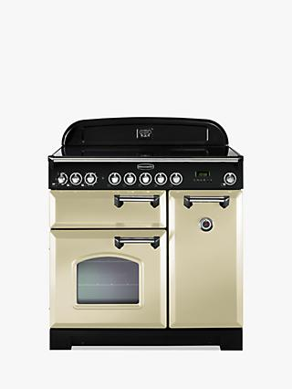 Rangemaster Classic Deluxe 90 Induction Hob Range Cooker