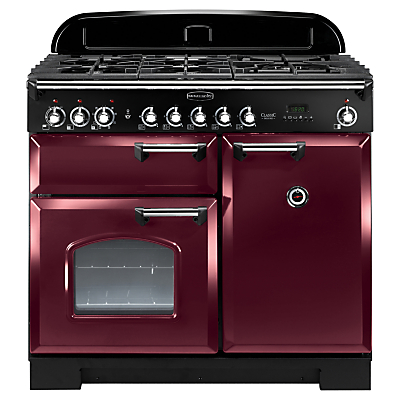 Image of Rangemaster Classic Deluxe 100 Dual Fuel Range Cooker