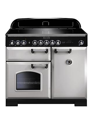 Rangemaster Classic Deluxe 100 Induction Hob Range Cooker