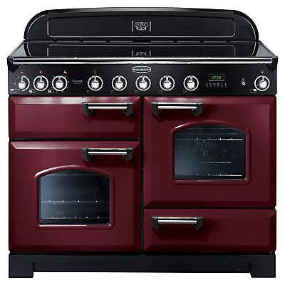 Image of Rangemaster Classic Deluxe 110 Induction Hob Range Cooker
