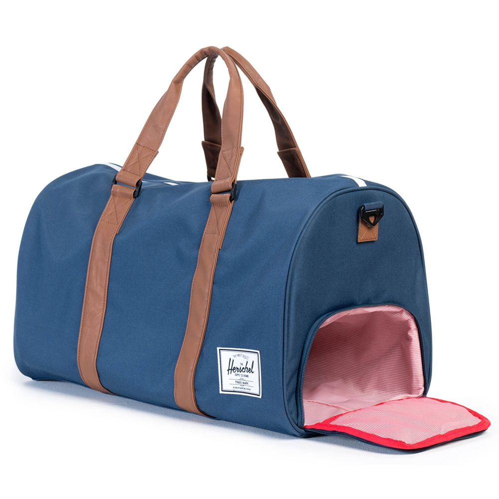 9c33ea6fd Herschel Supply Co. Novel Duffle Holdall at John Lewis & Partners