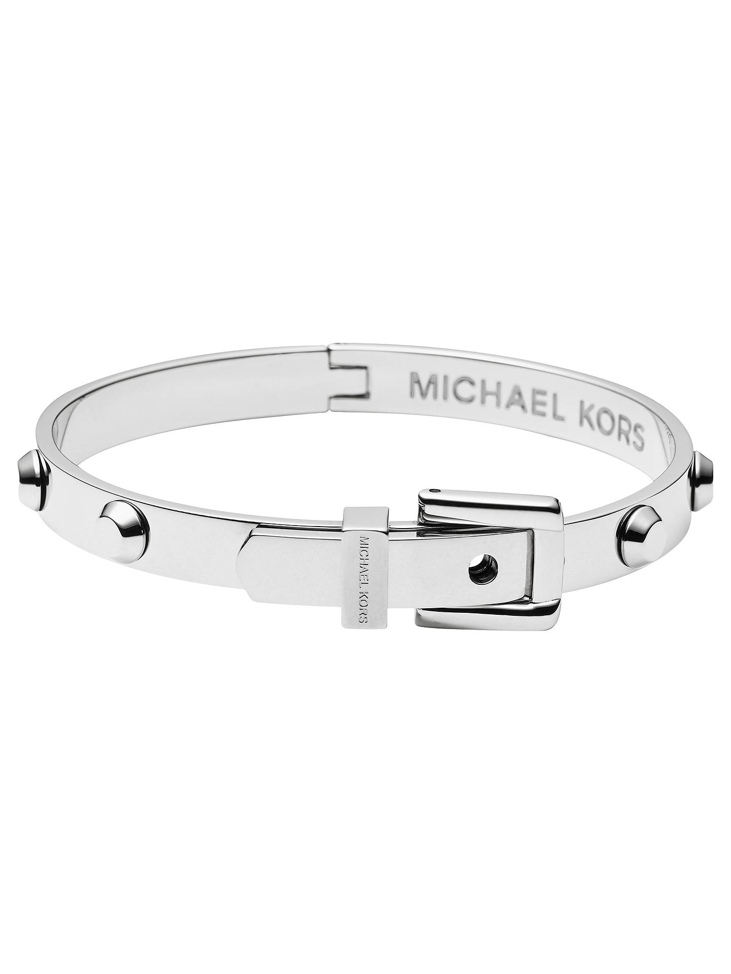 e783d59c3557 Michael Kors Astor Buckle Bangle at John Lewis   Partners