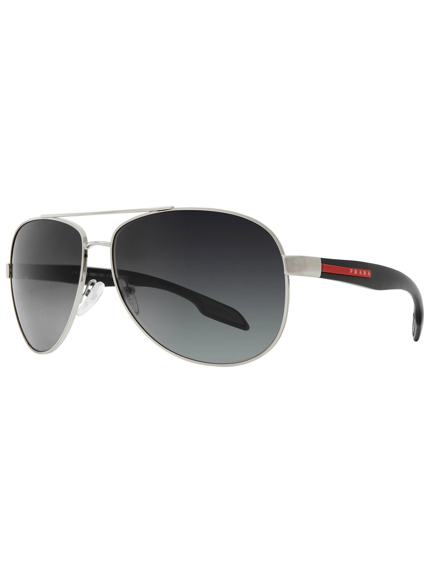 d904c00a207 Buy Prada Linea Rossa PS53PS Polarised Classic Aviator Metal Frame  Sunglasses