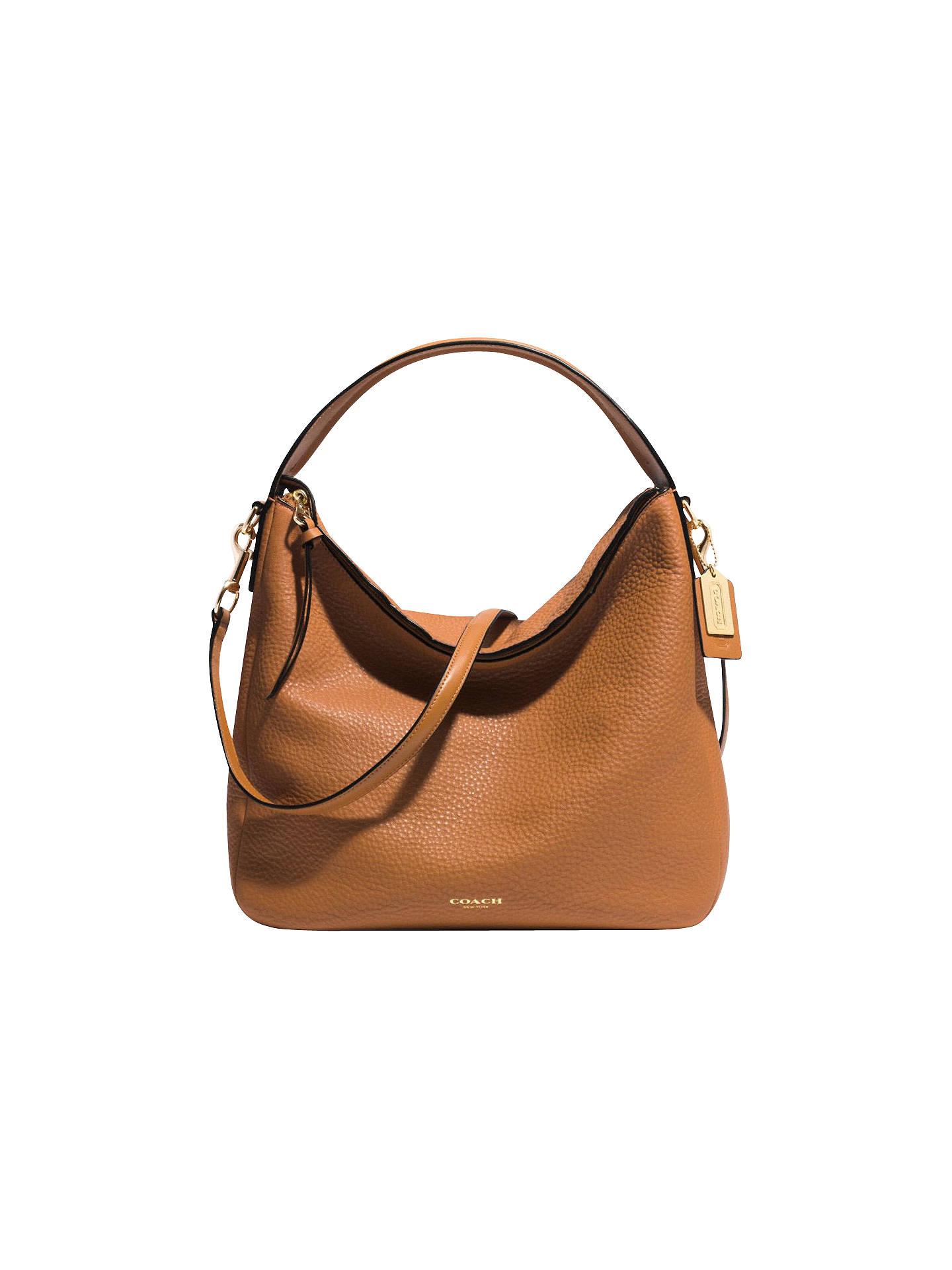1c22693805 Buy Coach Bleecker Sullivan Pebbled Leather Hobo Bag