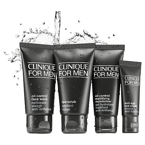 Buy Clinique For Men Essentials Kit 2 Oily Online at johnlewis.com