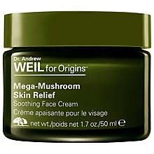 Buy Dr. Andrew Weil for Origins™ Mega Mushroom Skin Relief, 50ml Online at johnlewis.com