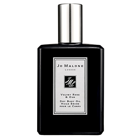 Buy Jo Malone London Cologne Intense Oud & Velvet Rose Dry Body Oil, 100ml Online at johnlewis.com