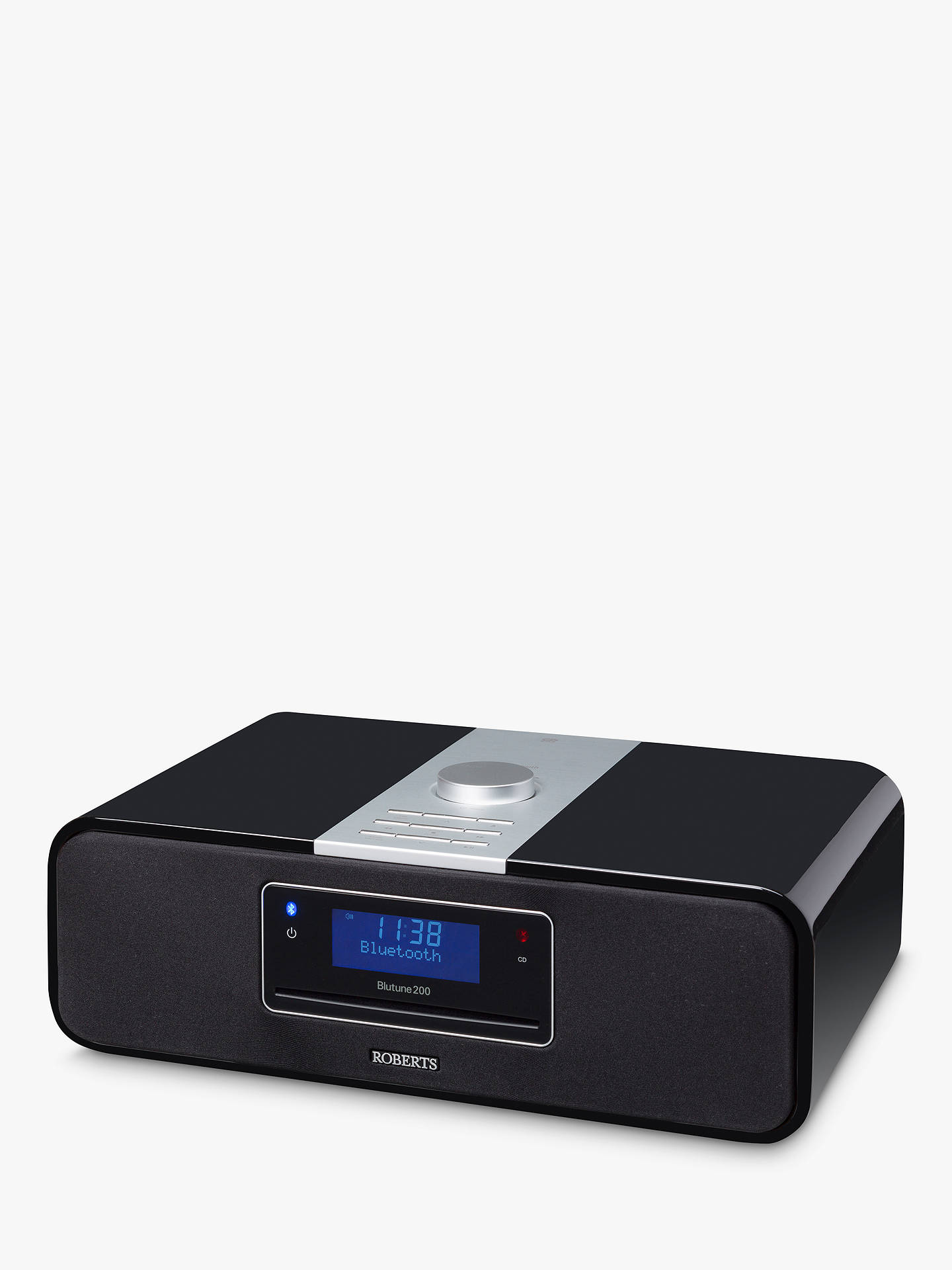 roberts blutune 200 dab fm cd bluetooth radio at john. Black Bedroom Furniture Sets. Home Design Ideas