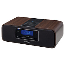 Buy ROBERTS Blutune 100 DAB/FM/CD Bluetooth Radio Online at johnlewis.com