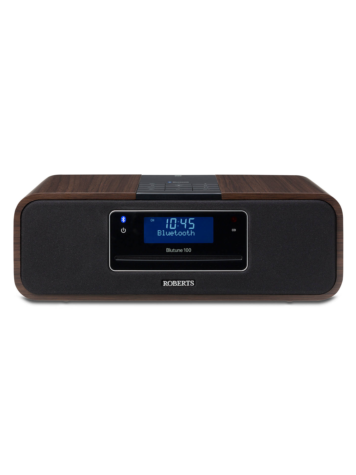 BuyROBERTS Blutune 100 DAB/FM/CD Bluetooth Radio Online at johnlewis.com
