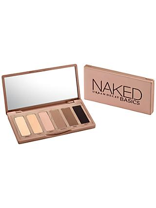 Urban Decay Eyeshadow Palette, Naked Basics