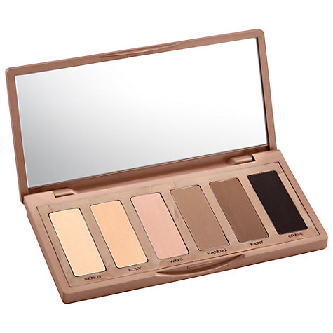 Buy Urban Decay Eyeshadow Palette, Naked Basics Online at johnlewis.com