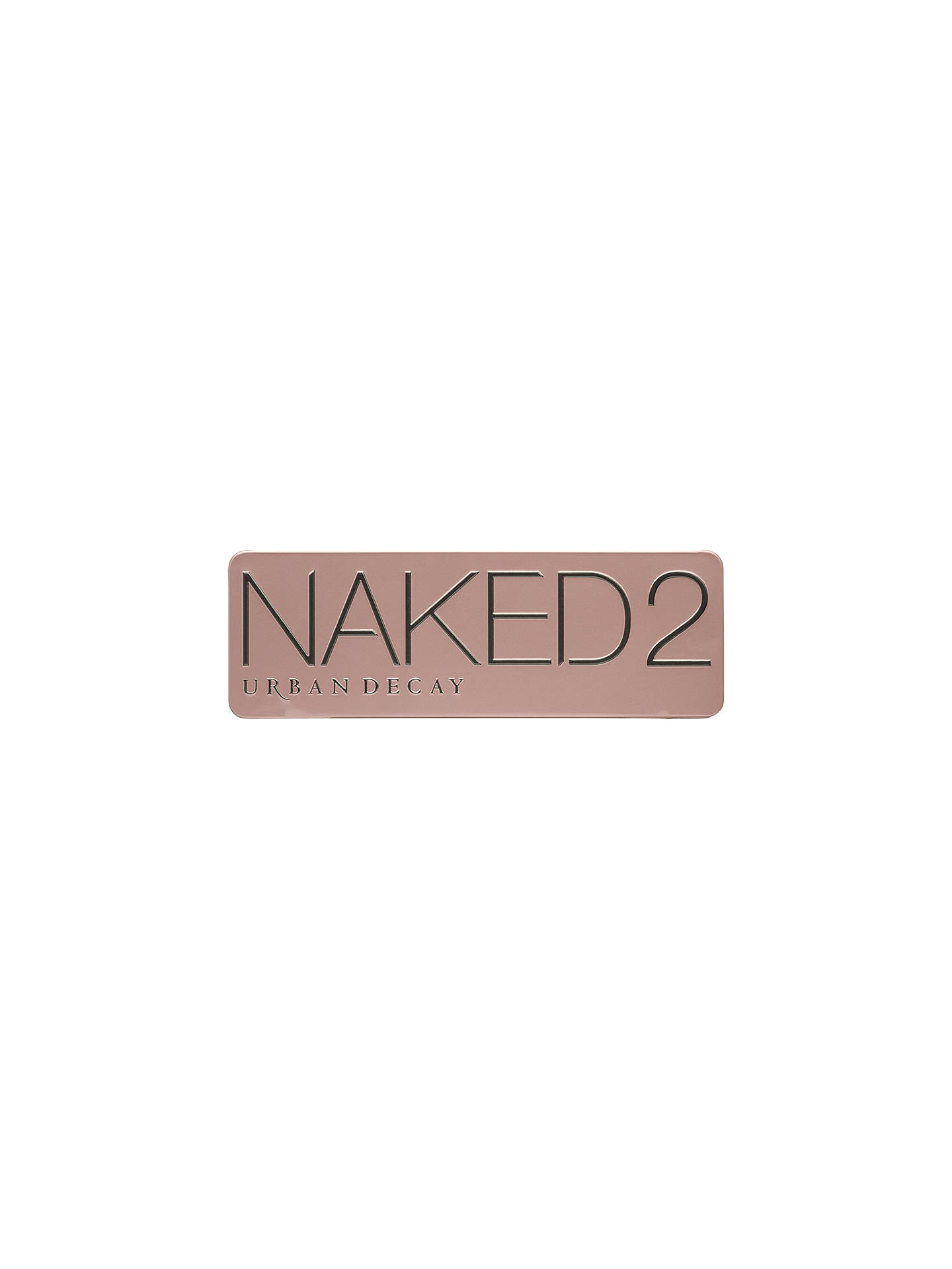 BuyUrban Decay Eyeshadow Palette, Naked 2 Online at johnlewis.com