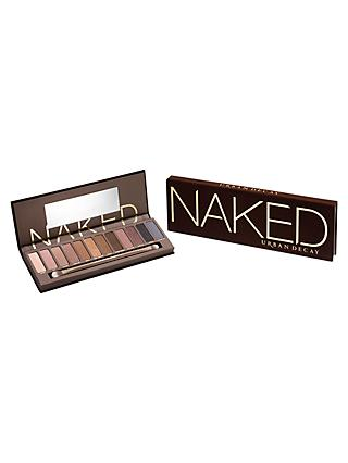 Urban Decay Eyeshadow Palette, Naked
