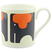 Buy Orla Kiely Elephant Mug, 0.25L Online at johnlewis.com