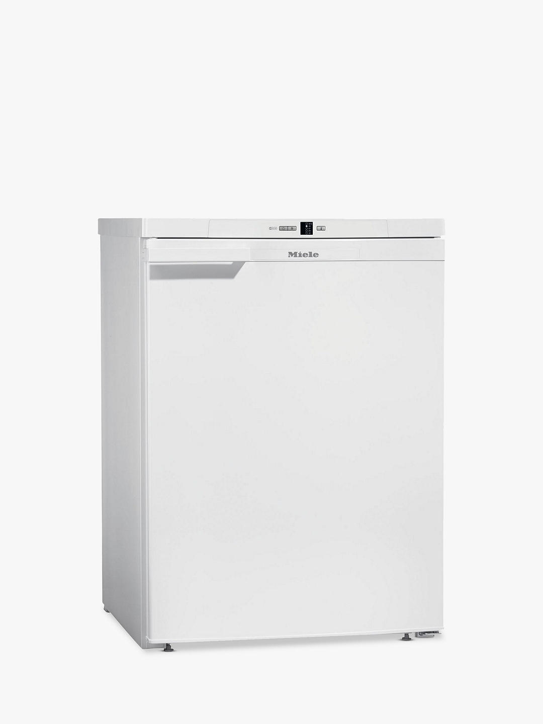 Buy Miele F12011S-1 Freezer, A+ Energy Rating, 55cm Wide, White Online at johnlewis.com