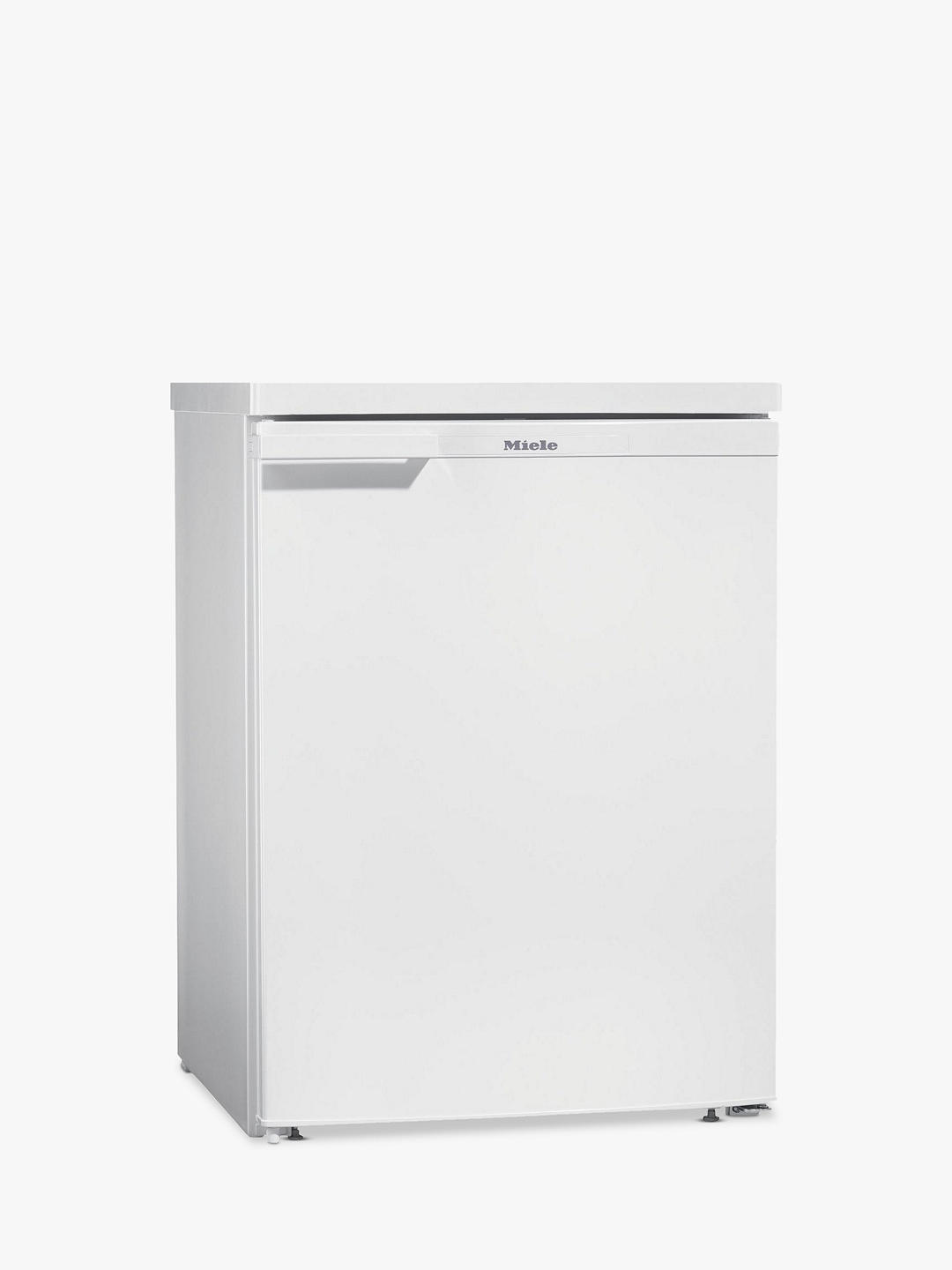 Buy Miele K12010S-2 Freestanding Under Counter Fridge, White Online at johnlewis.com