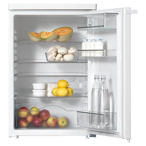 Buy Miele K12010S-2 Larder Fridge, A+ Energy Rating, 55cm Wide, White Online at johnlewis.com