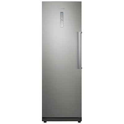 Samsung RZ28H61507F Tall Freezer A Energy Rating 60cm Wide Stainless Steel
