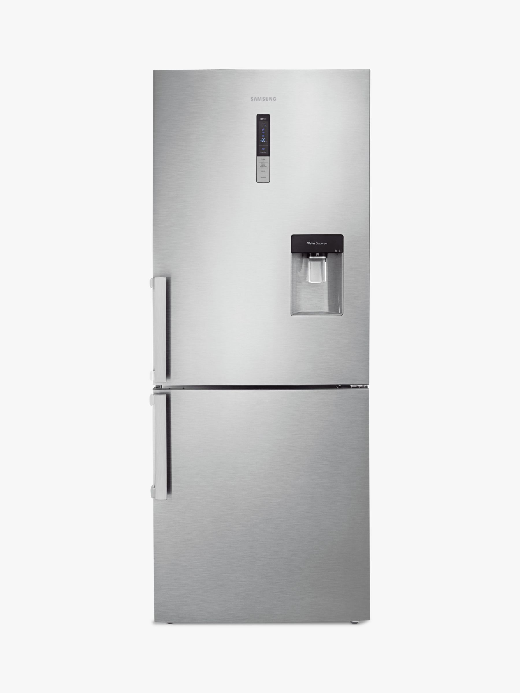 Samsung Samsung RL4362FBASL Fridge Freezer, A+ Energy Rating, 70cm Wide, Stainless Steel