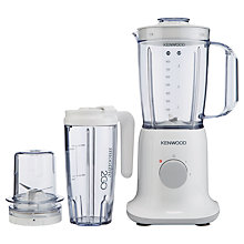 Buy Kenwood BL237 3-In-1 Blender Online at johnlewis.com