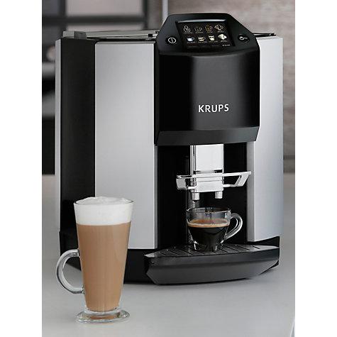 Buy Krups Ea9010 Espresseria Bean To Cup Coffee Machine