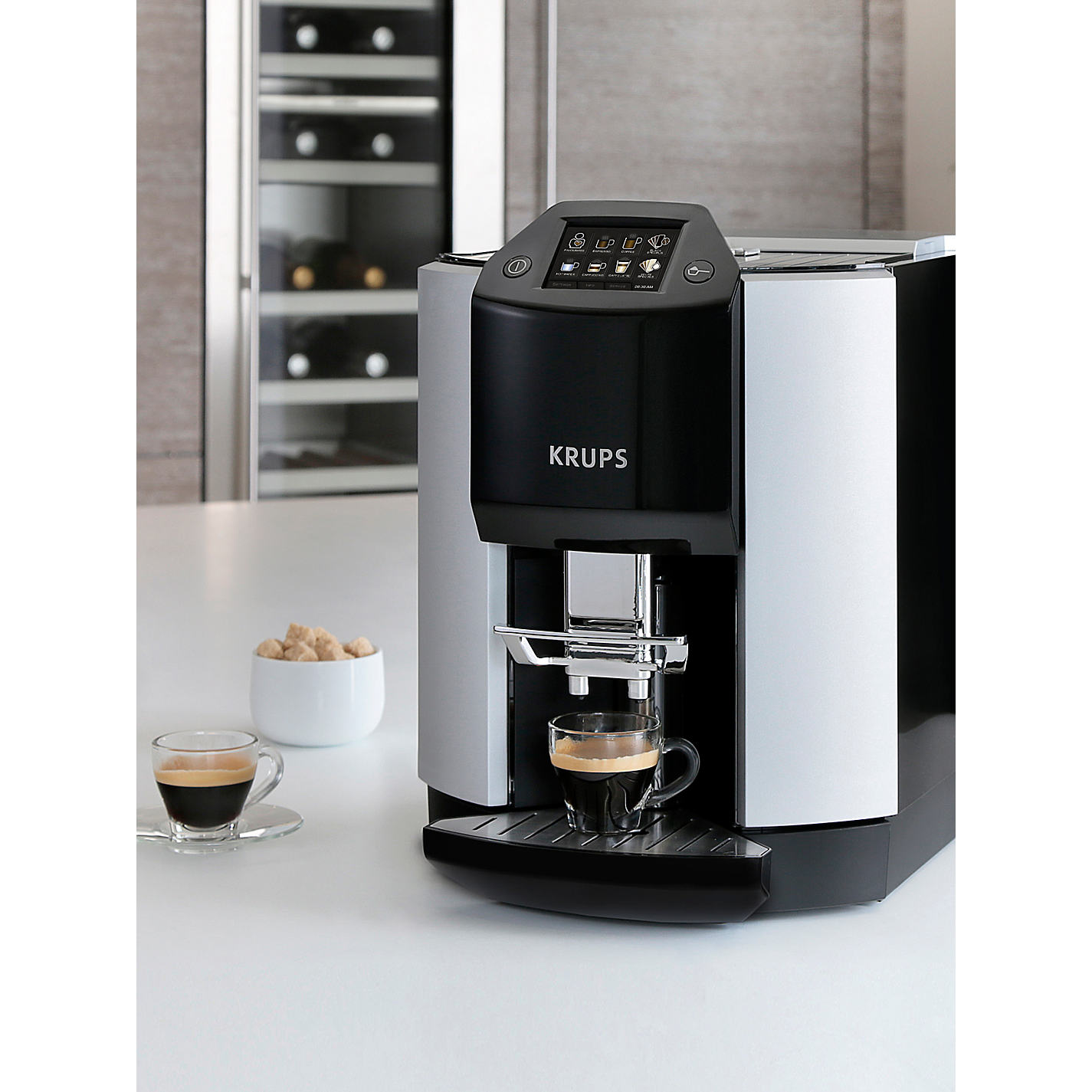 krups coffee maker the krups ea8298 is one of the best bean to cup coffee machines buy krups. Black Bedroom Furniture Sets. Home Design Ideas