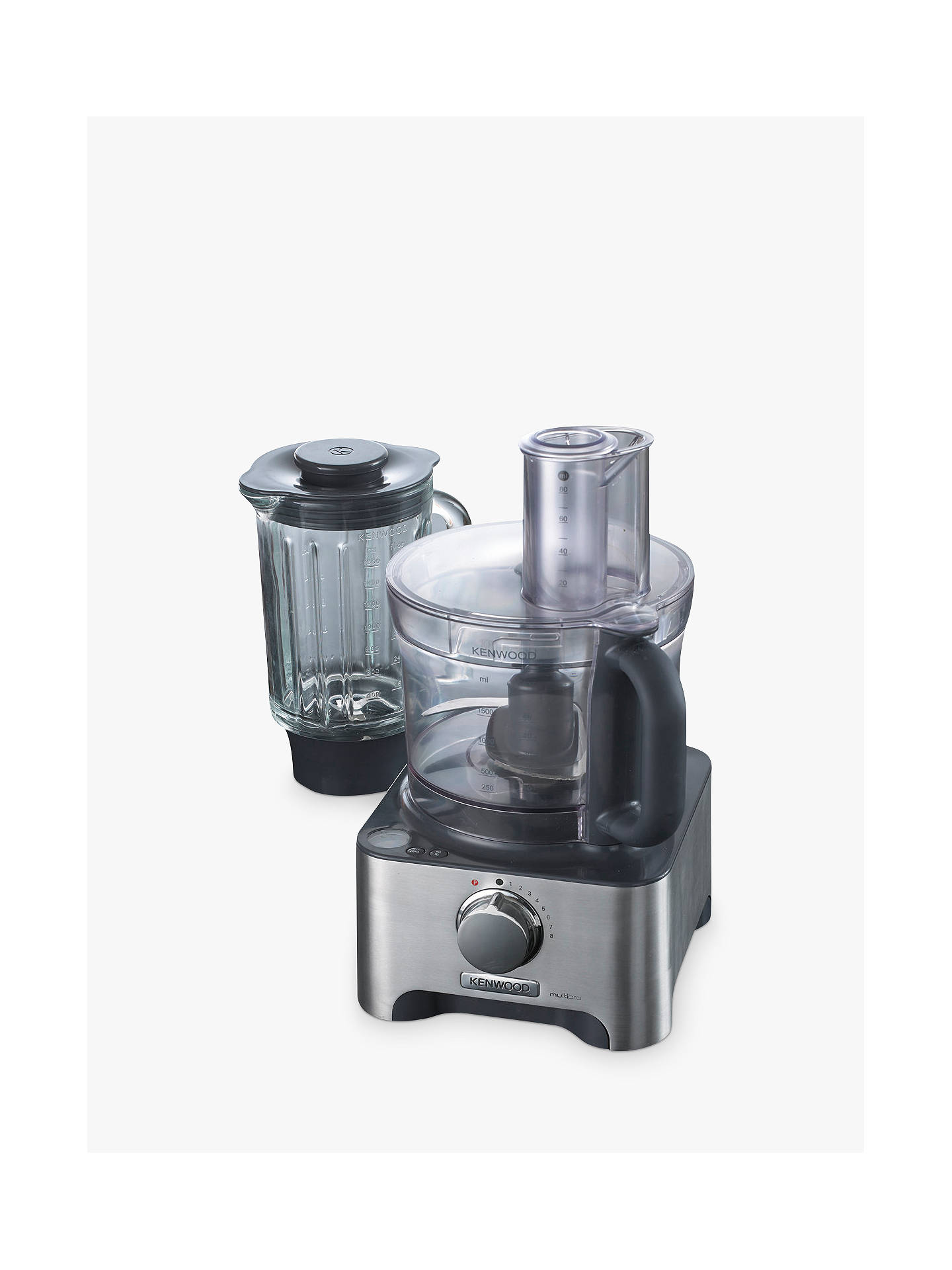 Buy Kenwood FDM790 Multipro Classic Food Processor Online at johnlewis.com