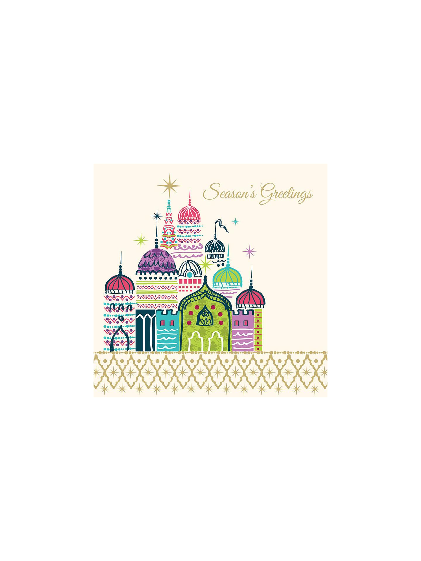 Art File Foiled Bethlehem Charity Christmas Cards, Pack of 6 at John ...