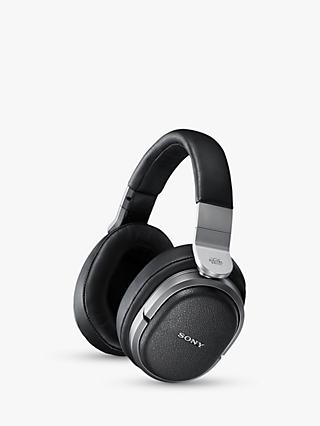 Sony MDRHW700DS Digital Surround RF 9.1 Channel Wireless Over-Ear Headphones, Silver