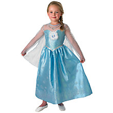 Buy Disney Frozen Elsa Deluxe Dressing-Up Costume Online at johnlewis.com