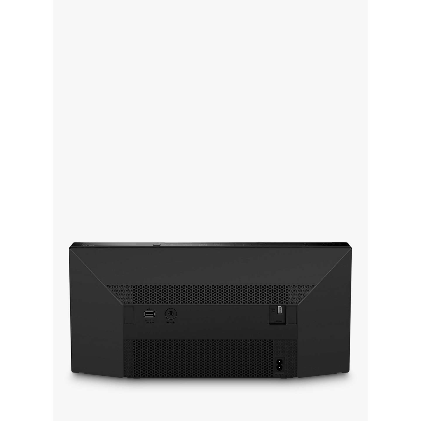 Sony CMT-X5CDB DAB/FM/CD Bluetooth NFC Speaker At John Lewis
