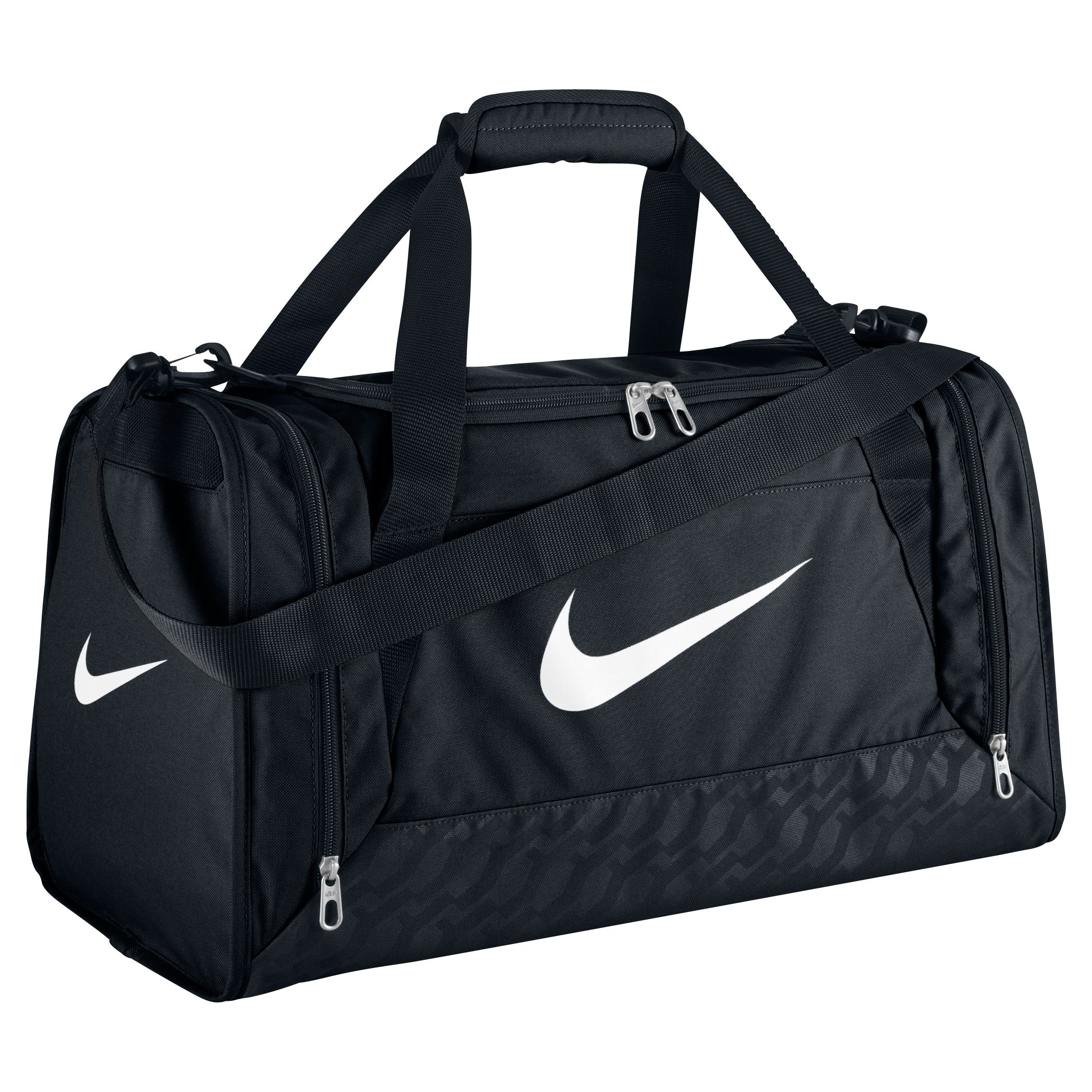 tratar con implícito Collar  Nike Brasilia 6 Small Duffle Bag at John Lewis & Partners