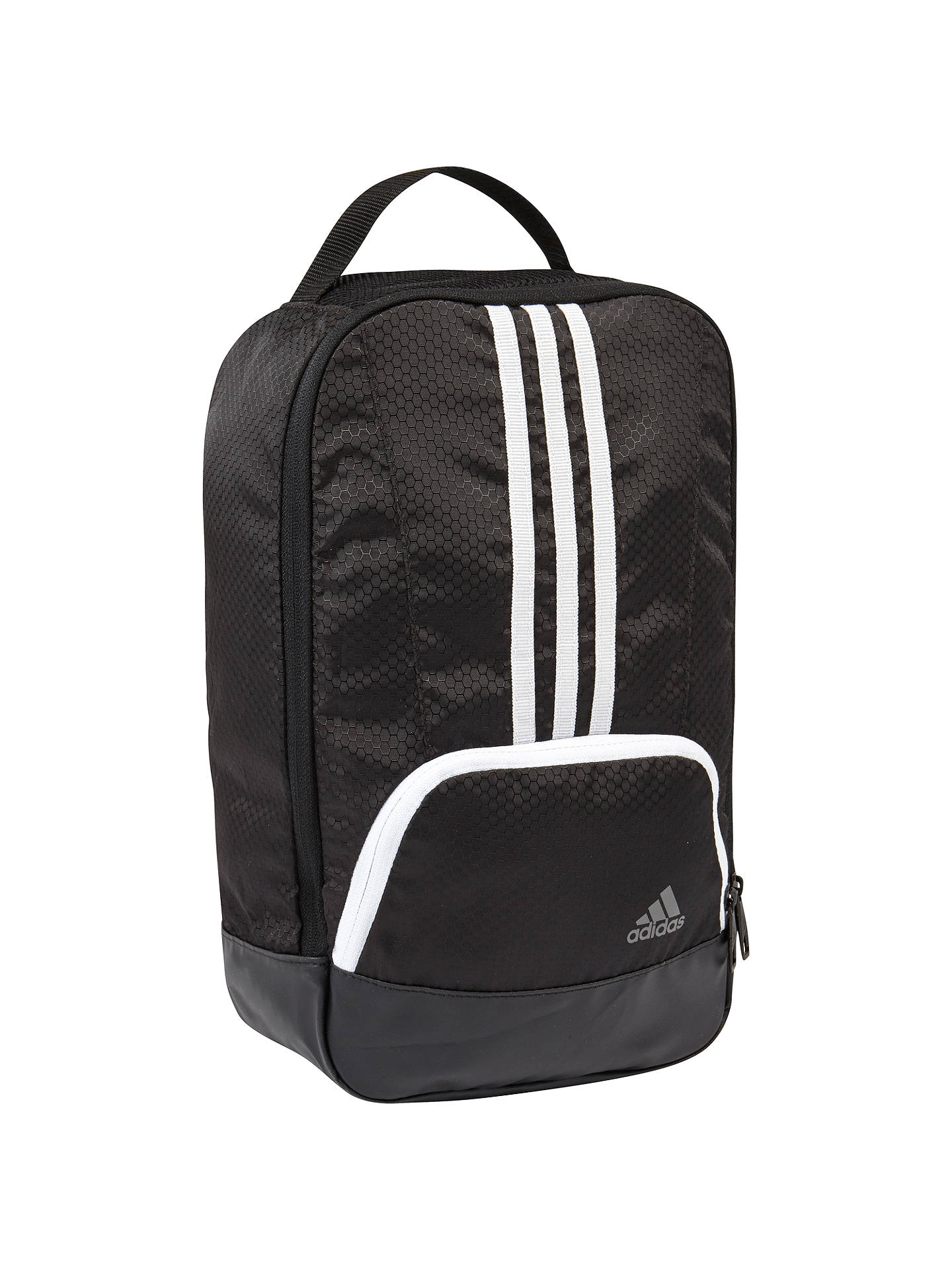 Adidas 3 Stripes Shoebag at John Lewis   Partners f527785f356ab