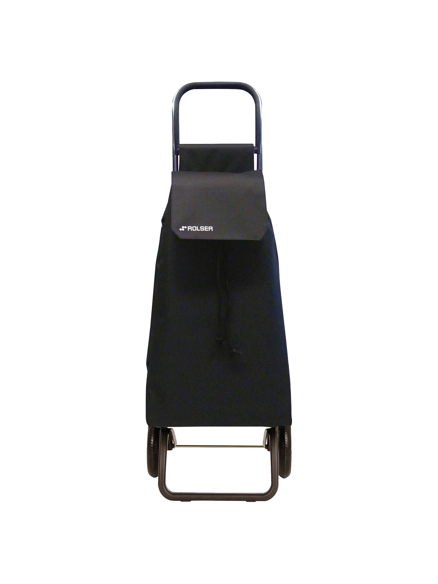 Buy Rolser Saquet Trolley, Black Online at johnlewis.com