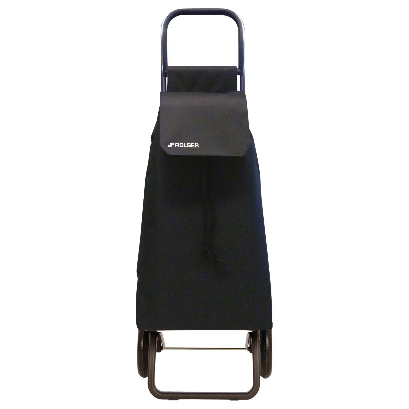Rolser Rolser Saquet Trolley, Black