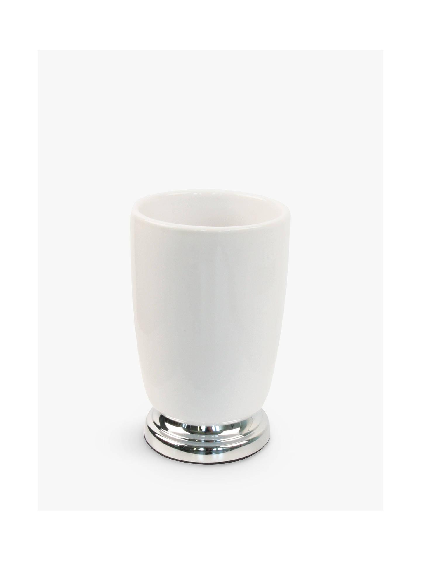buymiller premium bathroom tumbler online at johnlewiscom - Bathroom Tumbler