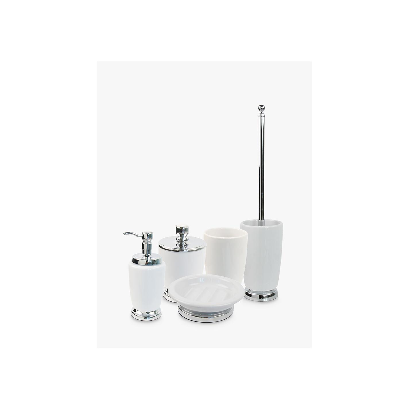 Bathroom accessories john lewis - Buy Miller Premium Bathroom Accessories Online At Johnlewis Com