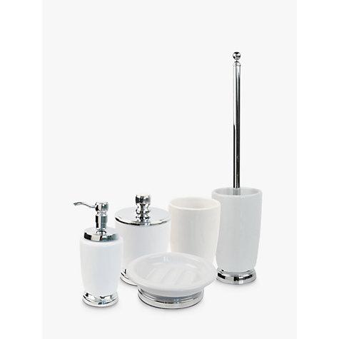 Buy Miller Premium Bathroom Accessories Online At Johnlewis Com