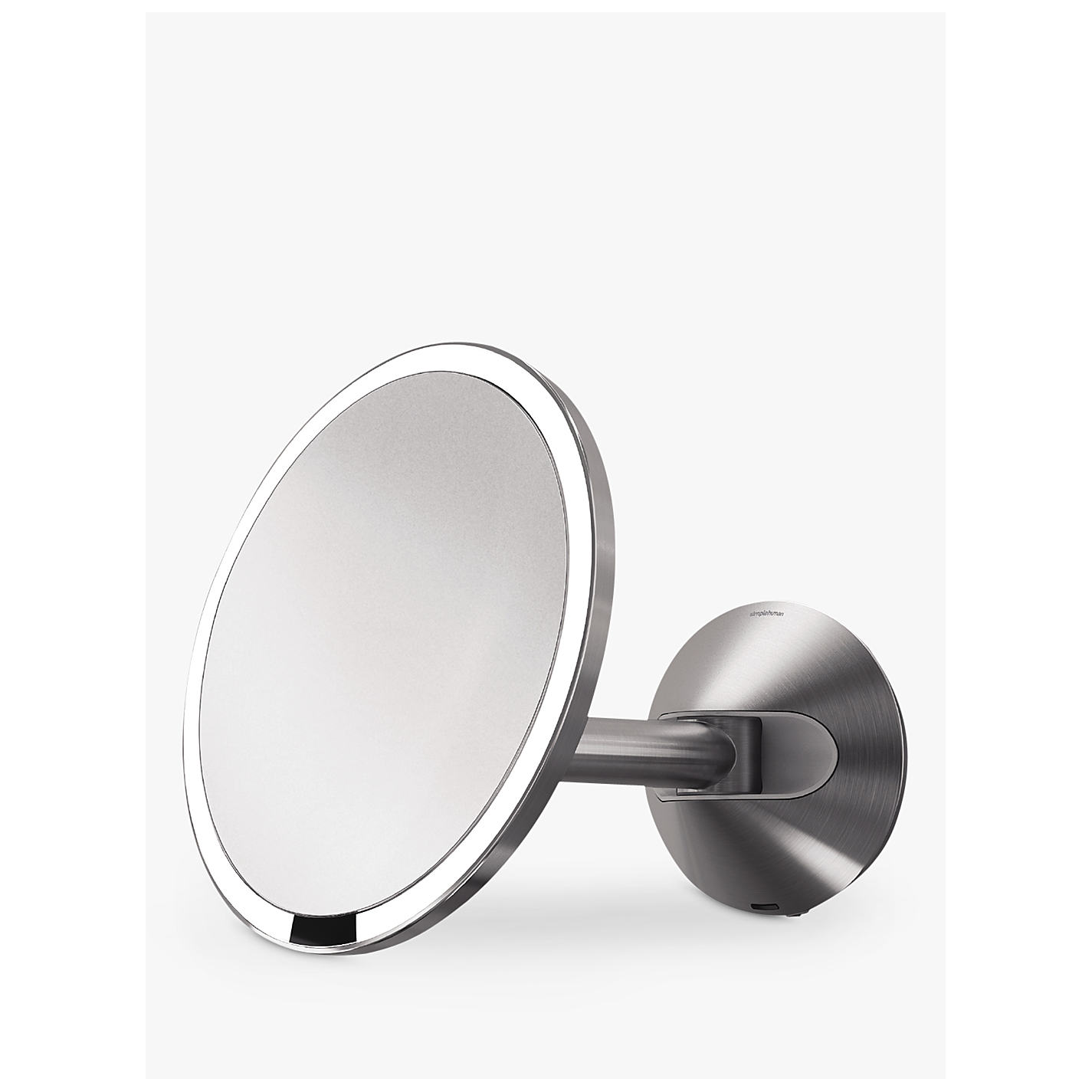 Buy simplehuman Mounted Magnifying Sensor Mirror Battery Operated