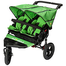Buy Out 'N' About Nipper 360 Double V4 Pushchair, Mojito Online at johnlewis.com