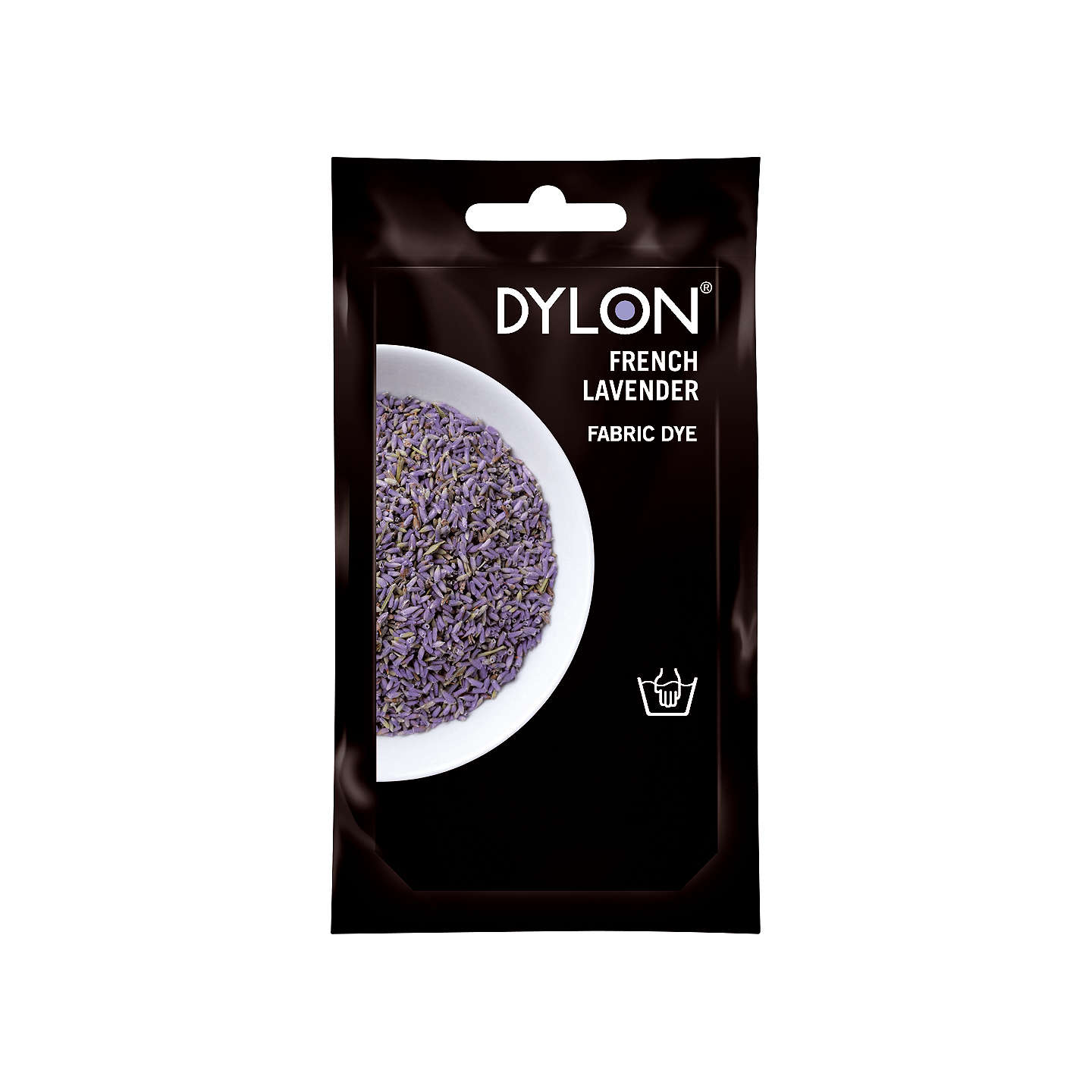 BuyDylon Hand Fabric Dye, 50g, French Lavender Online at johnlewis.com