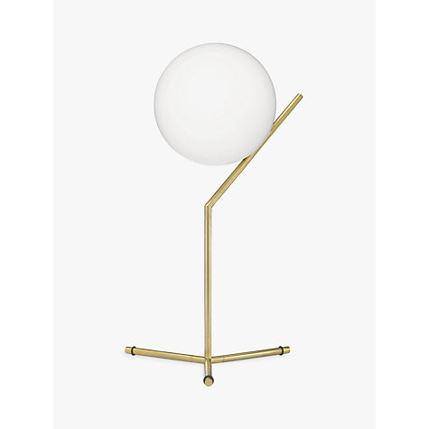 Buy flos ic t1 high table lamp 20cm john lewis buy flos ic t1 high table lamp 20cm online at johnlewis mozeypictures Choice Image