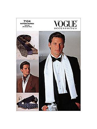 Men   Vogue   Sewing Patterns   John Lewis & Partners