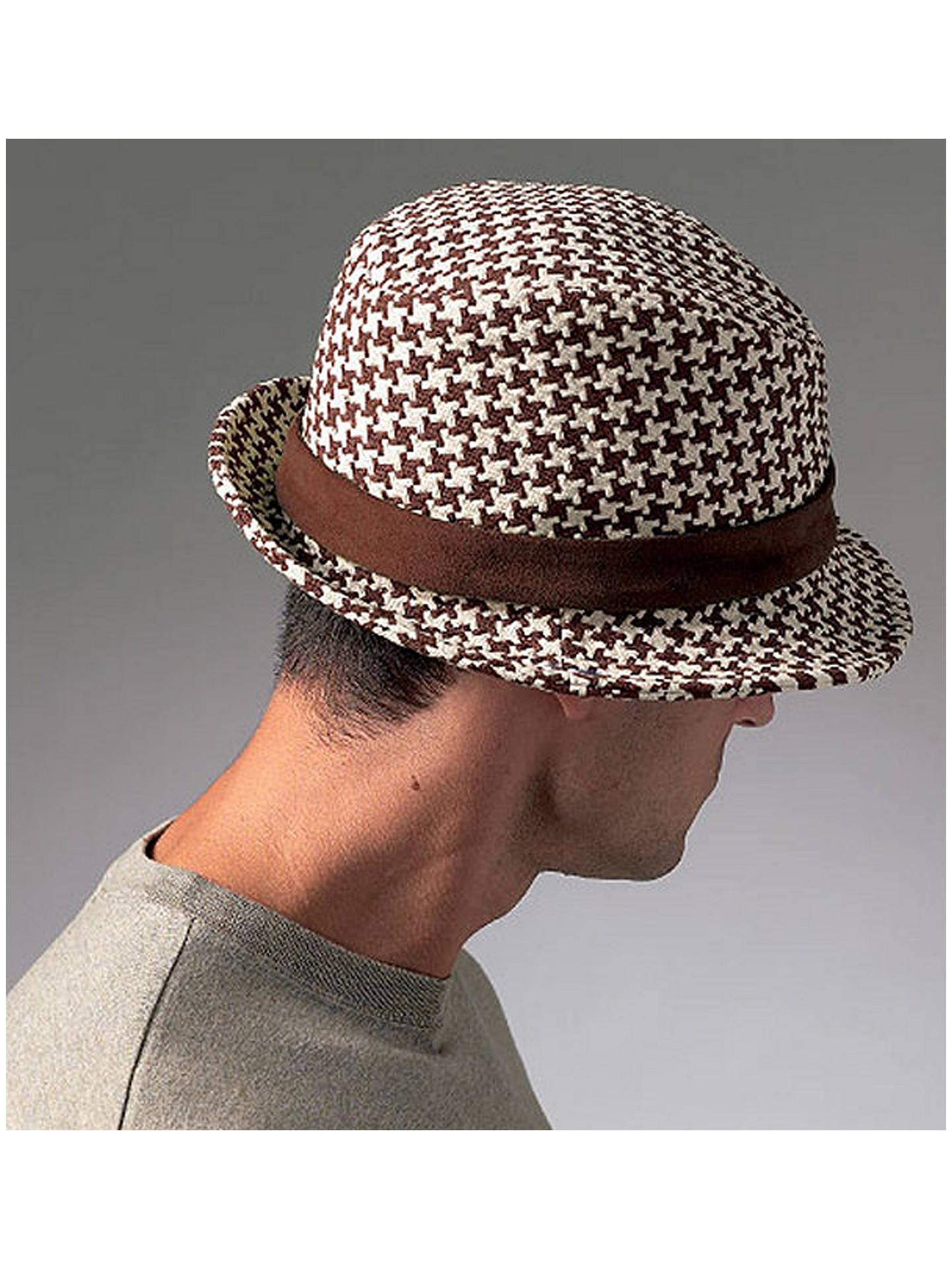 3c84af88ce ... Buy Vogue Men's Hat Sewing Pattern, 8869 Online at johnlewis.com